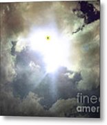My Soul Up There Metal Print