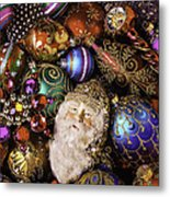 My Special Christmas Ornaments Metal Print