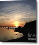 My Sunset Getaway Metal Print