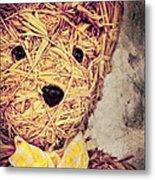 My Teddy Bear Metal Print