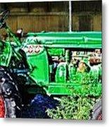 My Tractor Metal Print