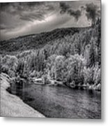 Myrtle Creek 2 Metal Print