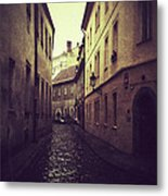 Mysteries Abound Metal Print