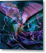 Mysteries Of The Universe Metal Print