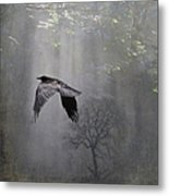 Mysterious Metal Print by Angie Vogel