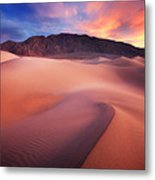 Mysterious Mesquite Metal Print by Darren  White