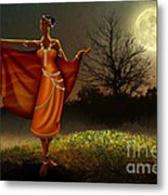 Mystic Moonlight V2 Metal Print