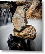 Mystic River S2 Xi Metal Print