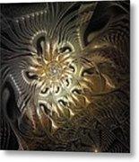 Mystical Metamorphosis Metal Print