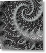 Mythical Tail  Metal Print