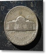 N 1943 A T Metal Print