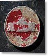 N 1964 A T Metal Print