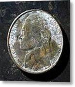 N 1999 B H Metal Print