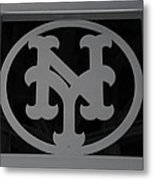 N Y Metal Print by Rob Hans
