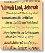 Name Of The Lord by Debbie Nobile