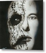 Nameless Metal Print