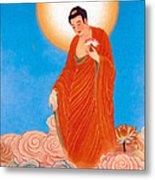 Namo Amitabha Buddha 15 Metal Print