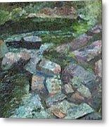 Nantahala Falls Metal Print