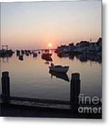 Nantucket Sunrise 1 Metal Print