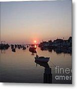 Nantucket Sunrise Metal Print