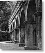Nanzenin Temple Aqueduct Metal Print
