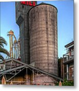 Napa Mill II Metal Print