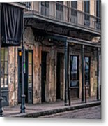Napoleon House In French Quarter Metal Print
