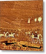 Narbona Expedition Metal Print