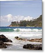 Narrawallee Beach On The South Coast Of New South Wales Australia Metal Print