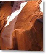 Narrow Canyon Iv Metal Print