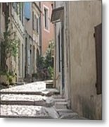 Narrow Lane - Arles Metal Print