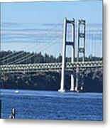 Narrows Bridge IIi Metal Print