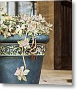 Natchitoches Flowers Metal Print