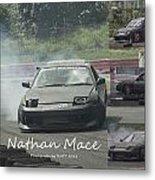 Nathan Mace Metal Print