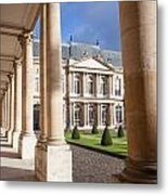 National Archives Of France Metal Print