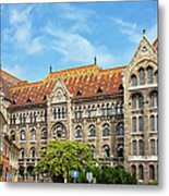 National Archives Of Hungary Metal Print