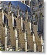 National Cathedral Exterior Metal Print