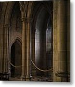 National Cathedral Interior Metal Print