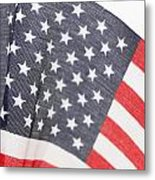National Flag Metal Print