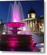 National Gallery London Metal Print
