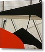 National Gallery Of Art Abstract Metal Print