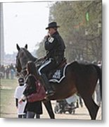 National Mall - Washington Dc - 01136 Metal Print