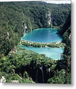 National Park Plitvice Metal Print