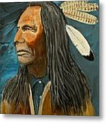 Native Land Metal Print