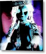 Native Spirit Metal Print