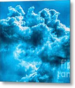 Natural Abstract Creations No 101 Metal Print