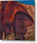 Natural Arch. Metal Print
