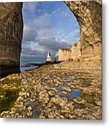 Natural Arches  Metal Print