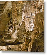 Natural Bridge Cavern - 1 Metal Print