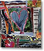 Natural Love Metal Print